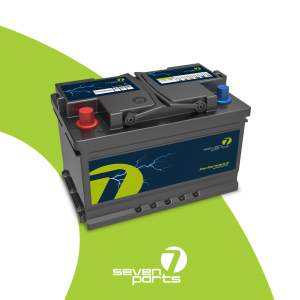 Seven Parts New Look Batterie